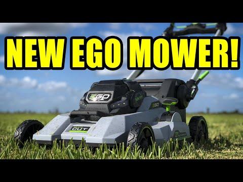 EGO Select Cut Lawn Mower Review | 3rd-Gen Lawnmower Sod Farm Tested