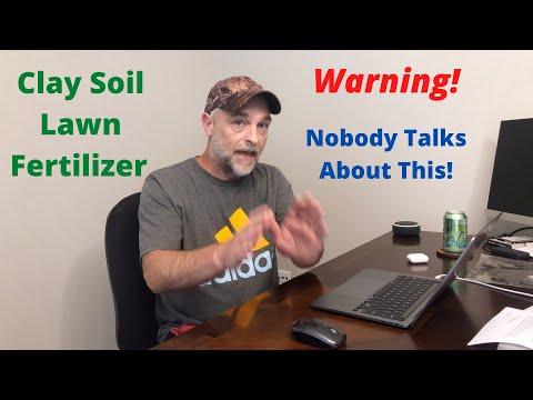 Clay Soil Lawn Fertilizer - Don't Make A Huge Mistake!