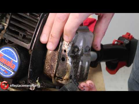 How to Clean a Spark Arrestor Screen on a Small 2-Cycle Engine--A Quick Fix