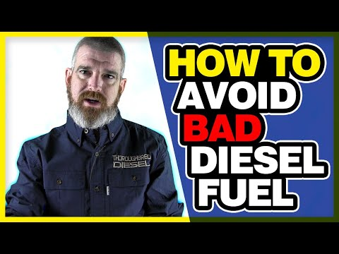 How to Avoid Diesel Fuel Contamination 🔧
