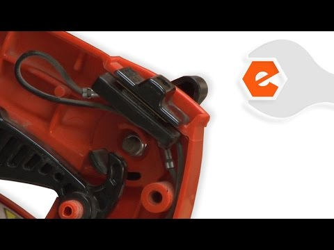 How to Replace the Ignition Switch on an Echo Blower (Part # A440001310)