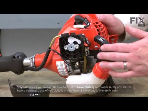Echo Trimmer Repair – How to replace the Fuel Filter