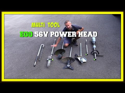 EGO 56V Power Head Multi Tool Review