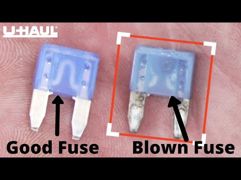 Blown Fuse? How to Test Your Fuses.