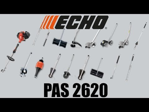 Echo PAS 2620 Initial Review