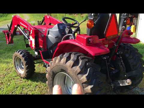 Mahindra 1526 HST Power Loss - – Resolved