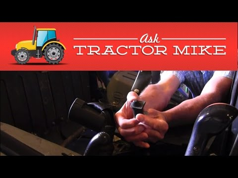 What to do When a Tractor Won't Start