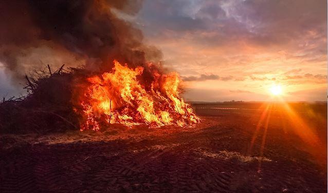 Should We Burn Yard Waste? Brush Burning Safety & Alternatives