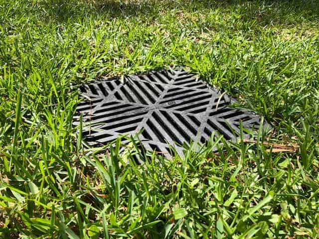 Get Rid Of Mosquitoes In Yard Drains