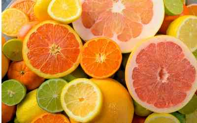 Composting worms won't eat citrus and it can effect the pH of the bedding.