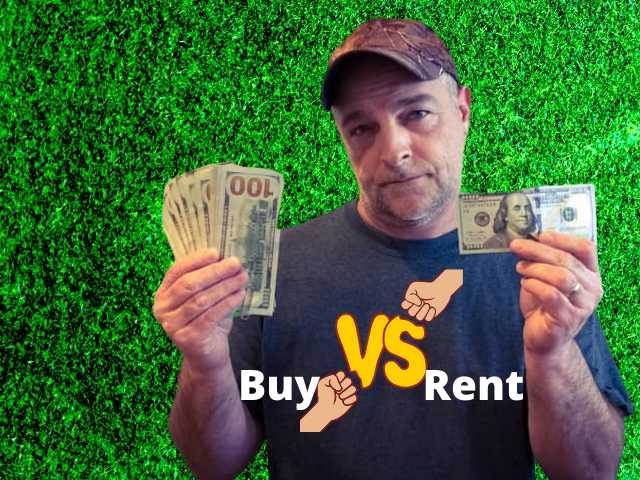 Should you rent or buy a lawn aerator?