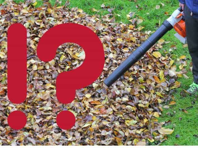 Why Is My Leaf Blower Bogging Down? Troubleshooting Guide