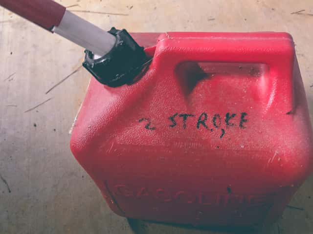 2 stroke oil and gas premix: worth it or does it just go bad?