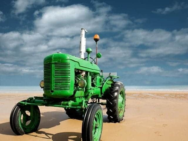 Diesel Tractor Running Rough? The Fix Is In The Smoke Color!