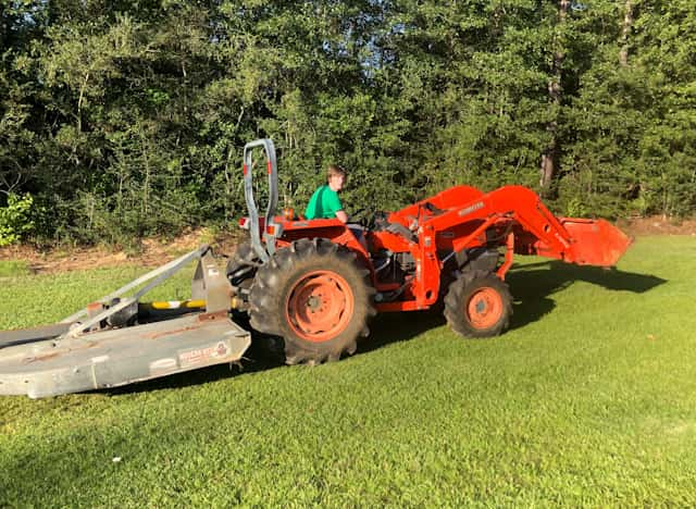 Tractor Loses Power Going Uphill: Likely Causes