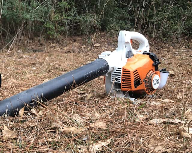 Leaf Blower Making a Clicking Noise? Reasons and Fixes