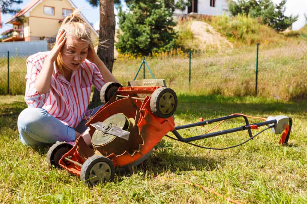 Mower Stops When Blades Are Engaged: Why and What to Do