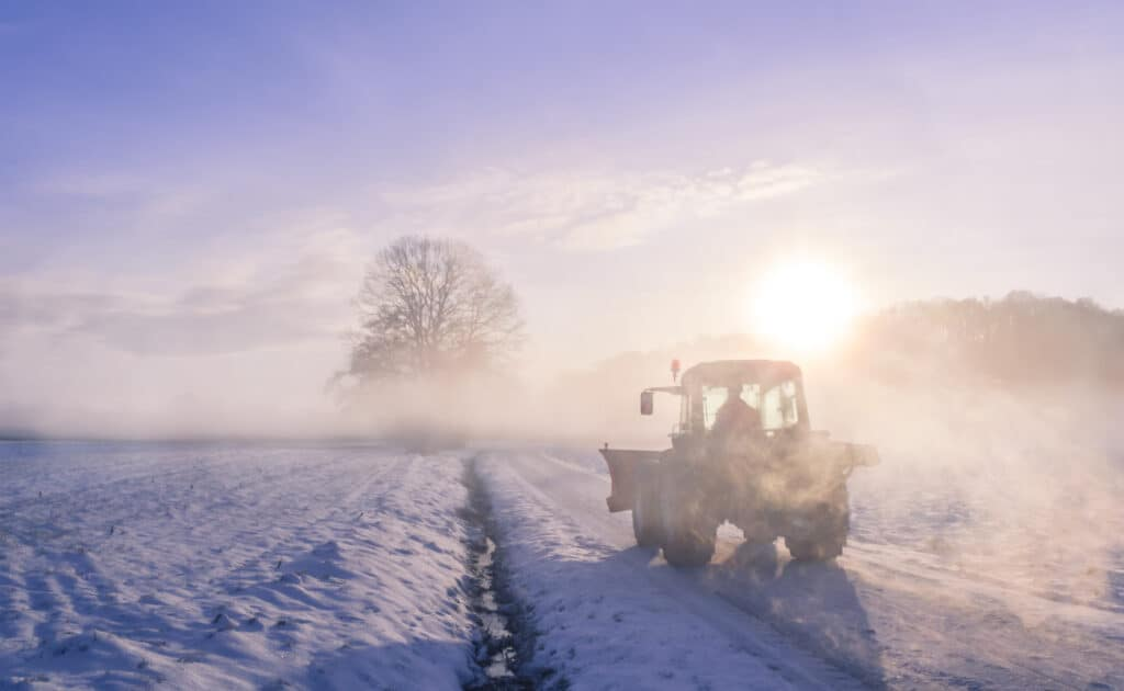 Diesel Tractor Won't Start In Cold Weather: Why & What To Do