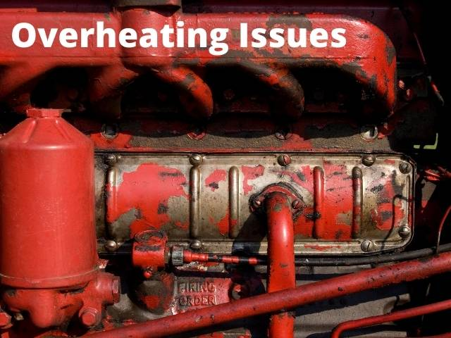 Why a Tractor Overheats And What You Should Do